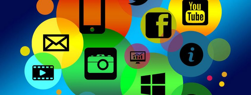 digital app icons