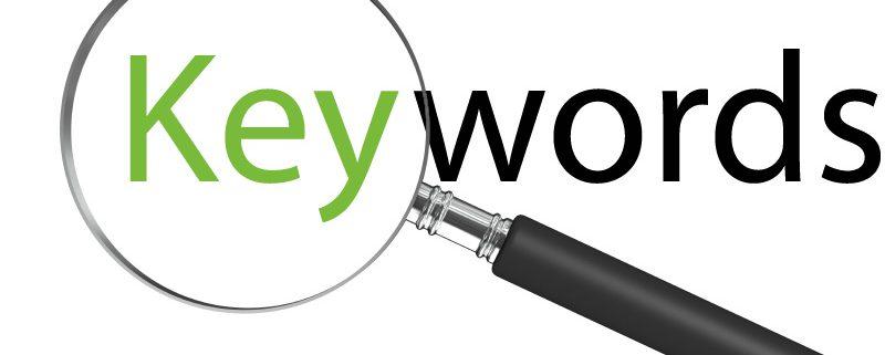 optimized keywords