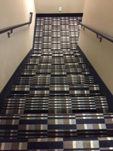 confusing floor tiles